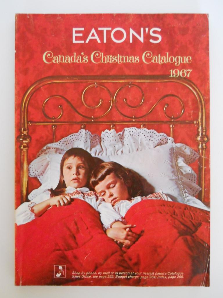 Sears Christmas Catalog.Canadian Christmas Catalogues