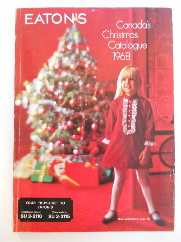 Christmas Catalogs.Canadian Christmas Catalogues
