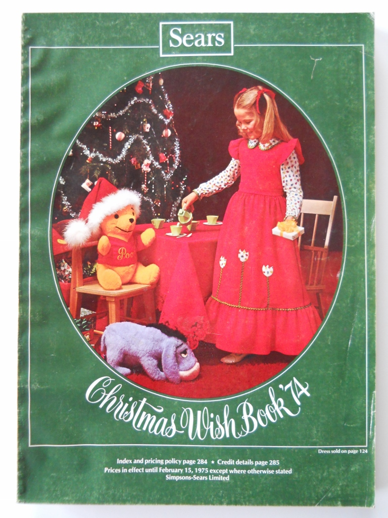 1974 - Sears Christmas Catalog