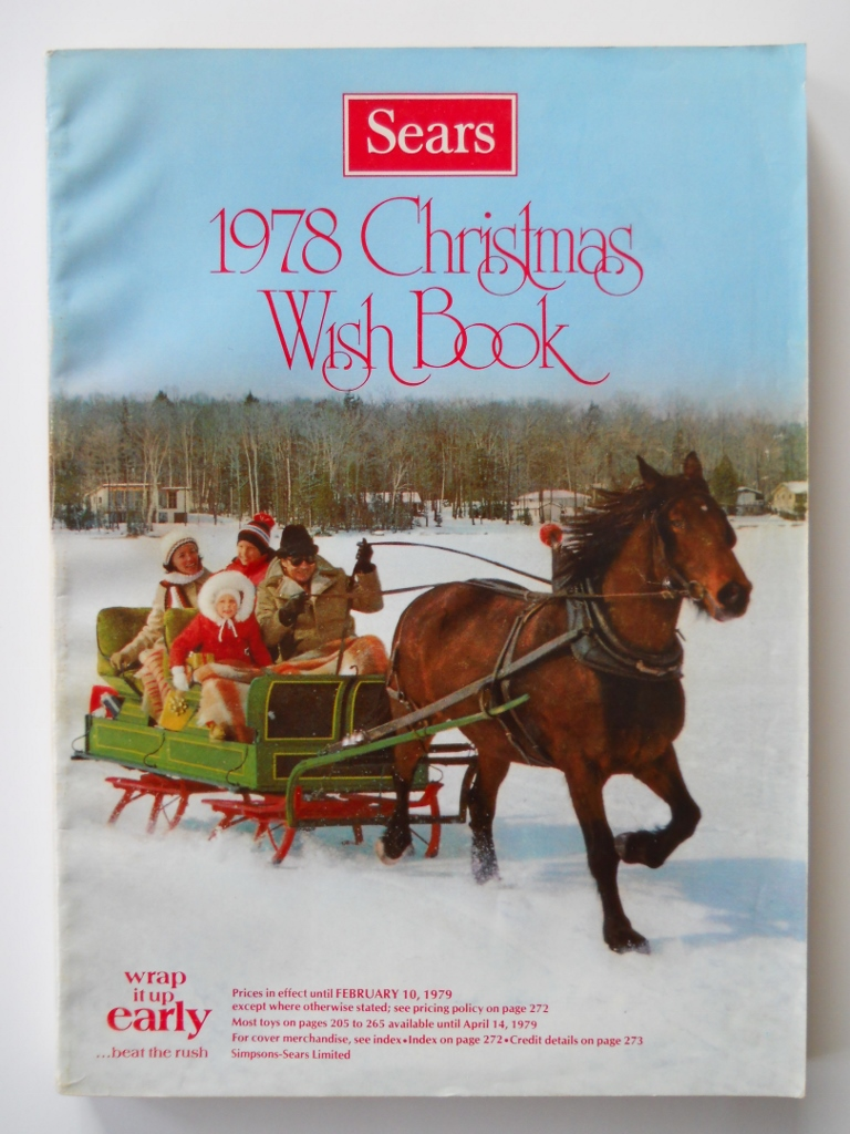 1978 - Sears Christmas Catalog