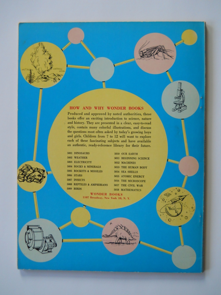How and Why Wonder Books